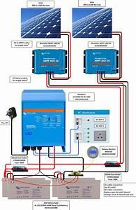 Multiplus Dc Solar 3000va    24 Volt  Victron Energy
