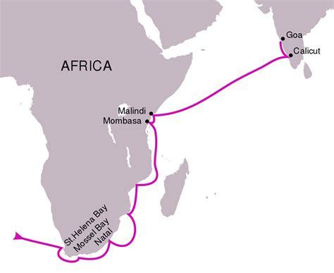 Route Vasco Da Gama by File Gama Route 1 Svg Wikimedia Commons