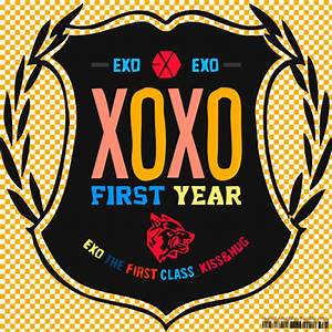 XOXO THE FIRST YEAR   EXO THE FIRST CLASS _ KISS&HUG by ...