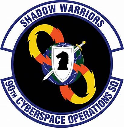 Operations Squadron 90th Cyberspace Force Air Cyber