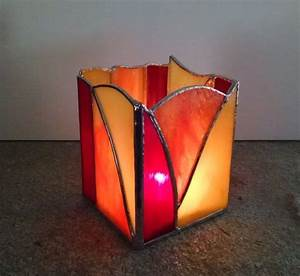 best 25 glass candle ideas on pinterest diy candle With kitchen cabinets lowes with polymer clay candle holder
