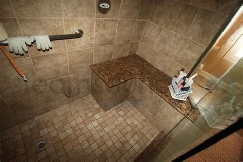 granite and ceramic tile bench photo gallery and image
