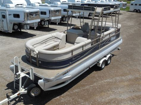Pontoon Boat Sale Texas by Used Pontoon Boats For Sale In Texas Boats