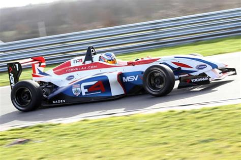 formula 4 car formula 4 hillspeed racing