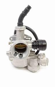 Carburetor  Pz19 Single Fuel Shut