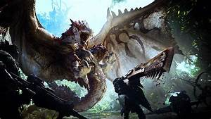 Monster Hunter World39s Rathalos Appearance In Final