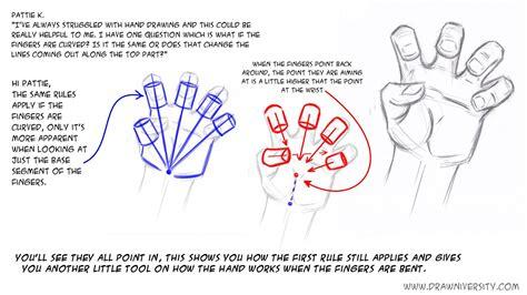 drawniversity hands  tips  drawing hands animator island