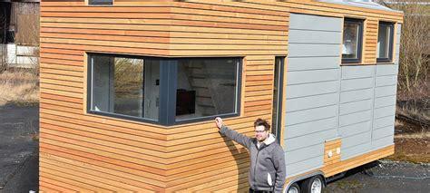 mobiles haus auf rädern quot tiny house quot salzkottener bietet mobiles haus im anh 228 ngerformat an nw de