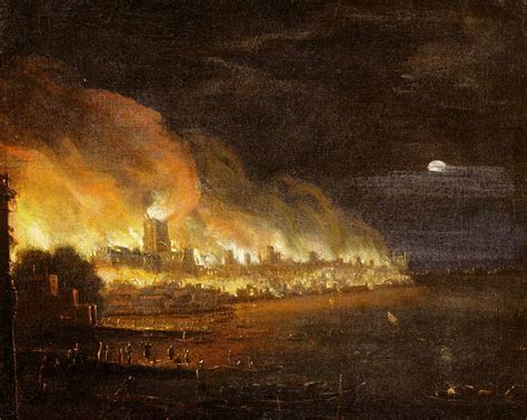 Three Myths You Believe About The Great Fire Of London