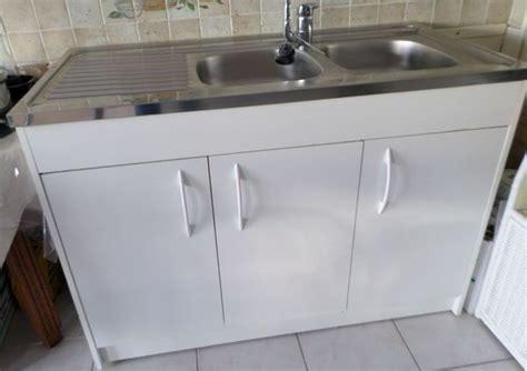 evier cuisine 120x60 meuble cuisine 120x60 meuble sous evier 120 meuble sous