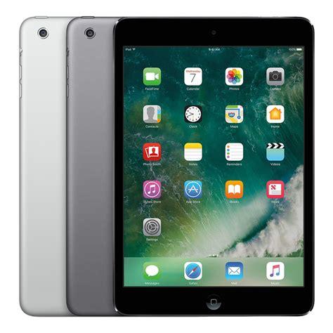 apple ipad mini  generation gb wi fi cellular verizon black  white ebay