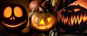 Une Citrouille Pour Halloween : 50 ideas originales para decorar tu calabaza de halloween ~ Carolinahurricanesstore.com Idées de Décoration
