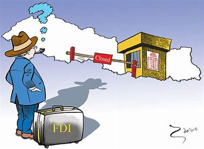 Fdi Foreign Investment Direct India Sectors Trend