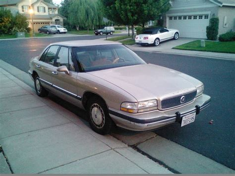 Used Buick Lesabre For Sale By Owner by 1995 Buick Lesabre For Sale By Owner In Atwater Ca 95301