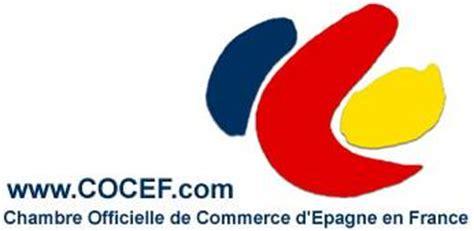 chambre de commerce espagnole les examens de la cocef dossiers réseau étudiant