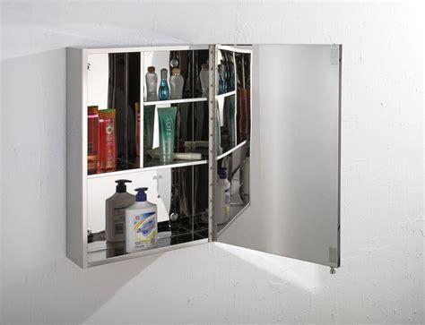 Almeria Single Door 400mm Wide X 600mm Tall Mirror
