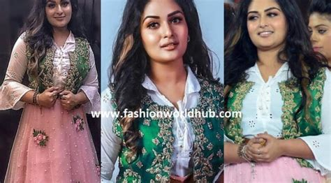 Prayaga Martin At Asianet Film Awards 2018 Fashionworldhub
