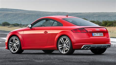Audi Tts Coupe Backgrounds by 2014 Audi Tts Coupe Wallpapers And Hd Images Car Pixel