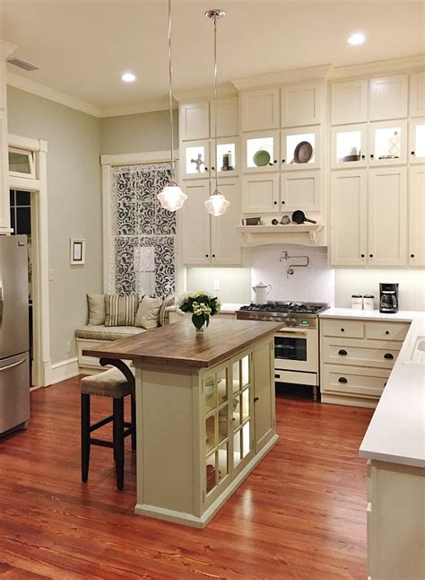 How To Build A Kitchen Island From A Cabinet  Thistlewood