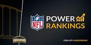 2017 NFL Power Rankings: Week 3   Steel City Underground
