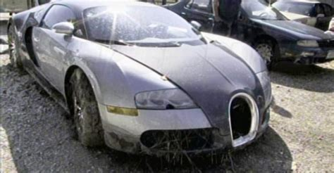 Bugatti Into Lake by Bugatti Veyron Lake Crash Driver Faces 20 Years In Prison