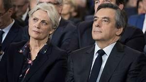 Francois fillon et sa femme sont sortis de leur audition for Parquet financier fillon