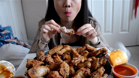 Getting crispy baked chicken wings is easier than you might think. Deep Fry Costco Chicken Wings : costco garlic chicken ...