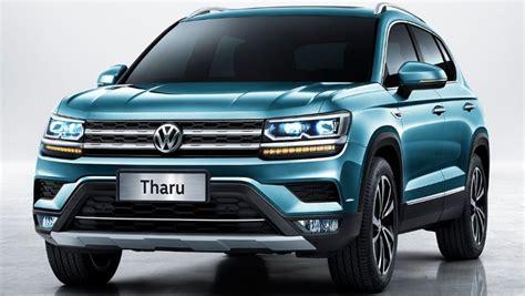 oficial vw presento la tharu la nueva suv  fabricara