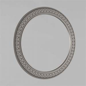 Frame for a mirror round shape 3D Model 3D printable STL ...