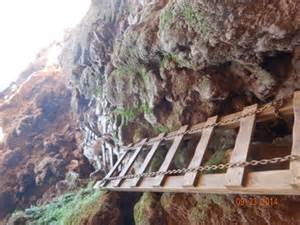 Canyon to Havasu Mooney Falls Ladder