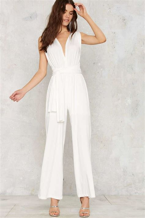 white jumpsuit for wedding 17 best ideas about wedding jumpsuit on white