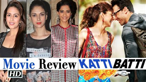 katti batti  review celebs reaction youtube