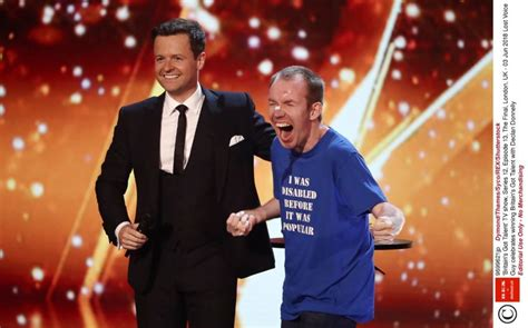 Britain's Got Talent winner Lost Voice Guy heading to ...