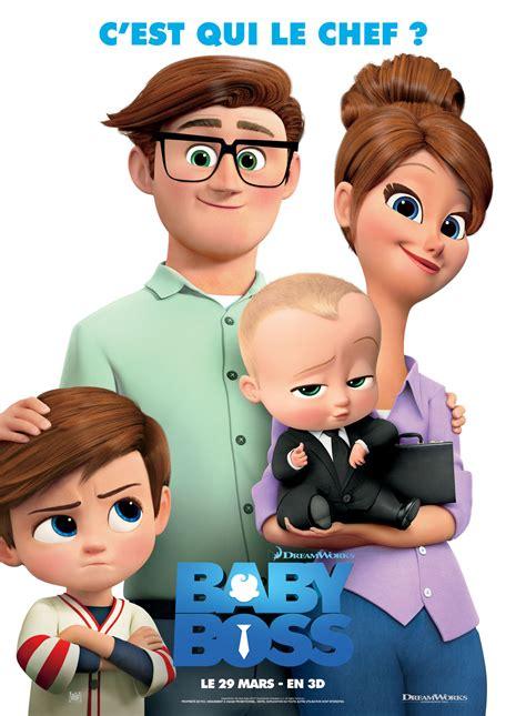 affiche du film baby boss affiche  sur  allocine