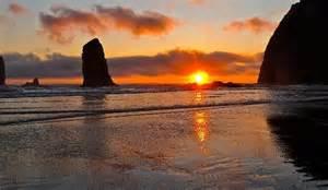 Sunset Beach Oregon
