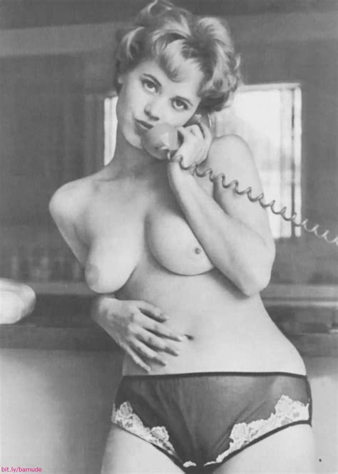 barbara eden nude naughty genie reveals her boobs 37 pics