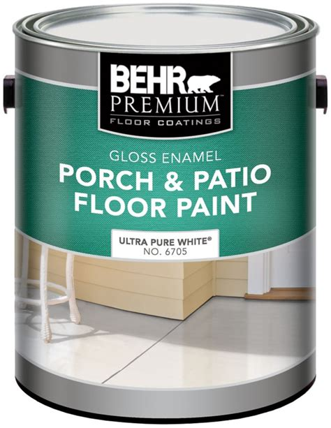behr behr premium gloss enamel porch patio floor paint