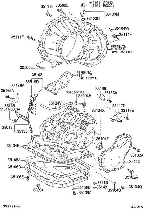Toyota Corolla Plate Transmission Case