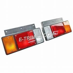 Isuzu Elf Truck Lorry Npr Nkr Nhr Nlr Rear Light Tail Lamp