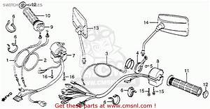 1983 Honda 550 Nighthawk Parts