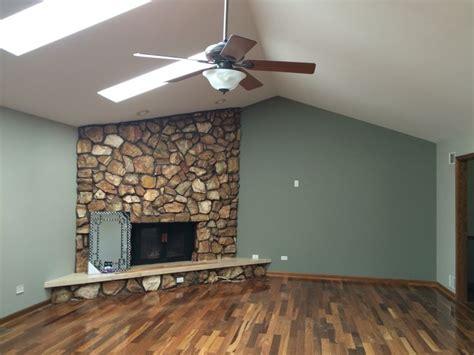 cornwall slate and amazing gray sherwin williams fireplace living room brazil nut