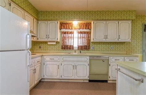 revive kitchen cabinets 1970s kitchen cabinets railing stairs and kitchen 1962