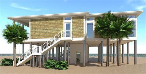 socal duplex coastal home plans