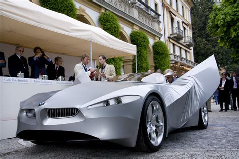 Do You Remember The Bmw Gina Concept