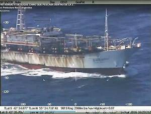 Argentina's Coast Guard Sinks Trespassing Chinese Ship ...