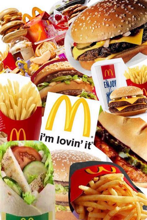 cuisine p駻鈩e mcdonalds collage food mcdonalds fries and nom nom