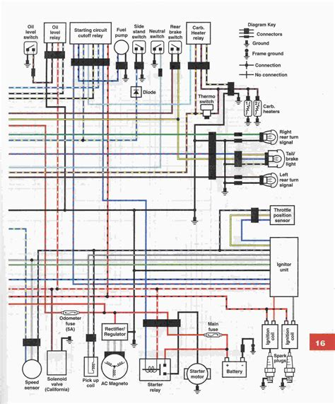 Yamaha Motorcycle Stryker Wiring Diagram by V Electrical Problem Suzuki Volusia Forums