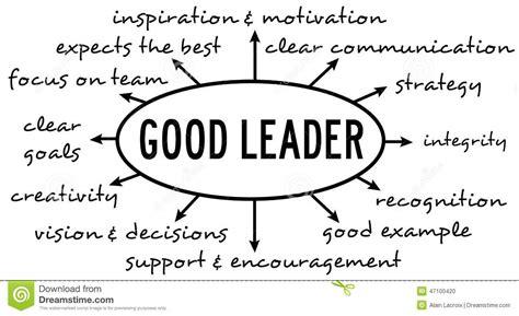 good leader stock illustration illustration  ambition