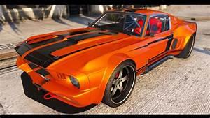 1967 Shelby Mustang GT500[Tuning] - GTA5-Mods.com