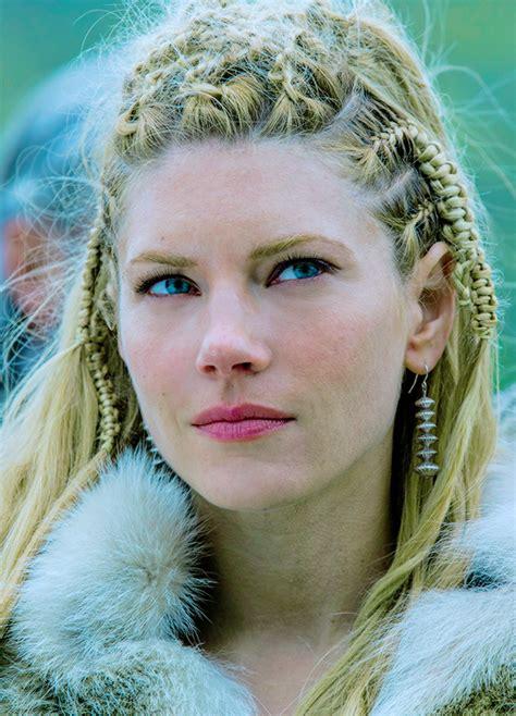 coiffures serie vikings